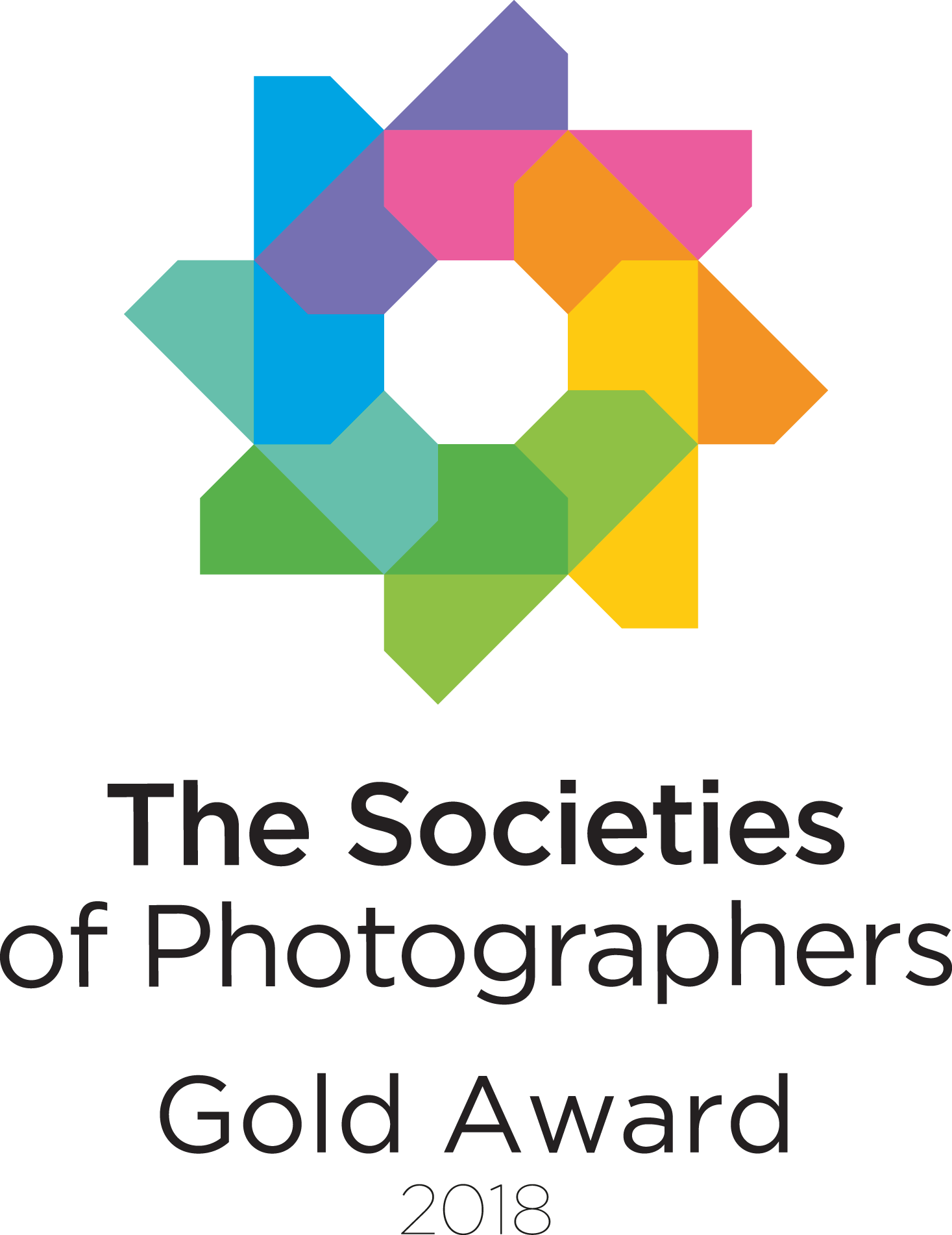 Kent wedding photographer with Gold award from The Societies